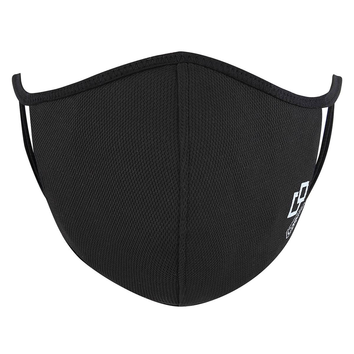 コラントッテ 高機能マスク(ブラック 外側)
