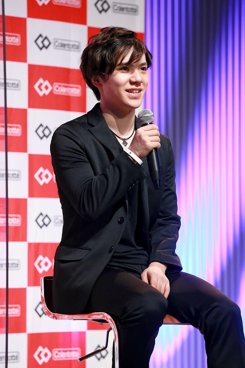 コラントッテ TAO ネックレス スリム ARAN mini【SHOMA2021】発売記念イベントの様子2