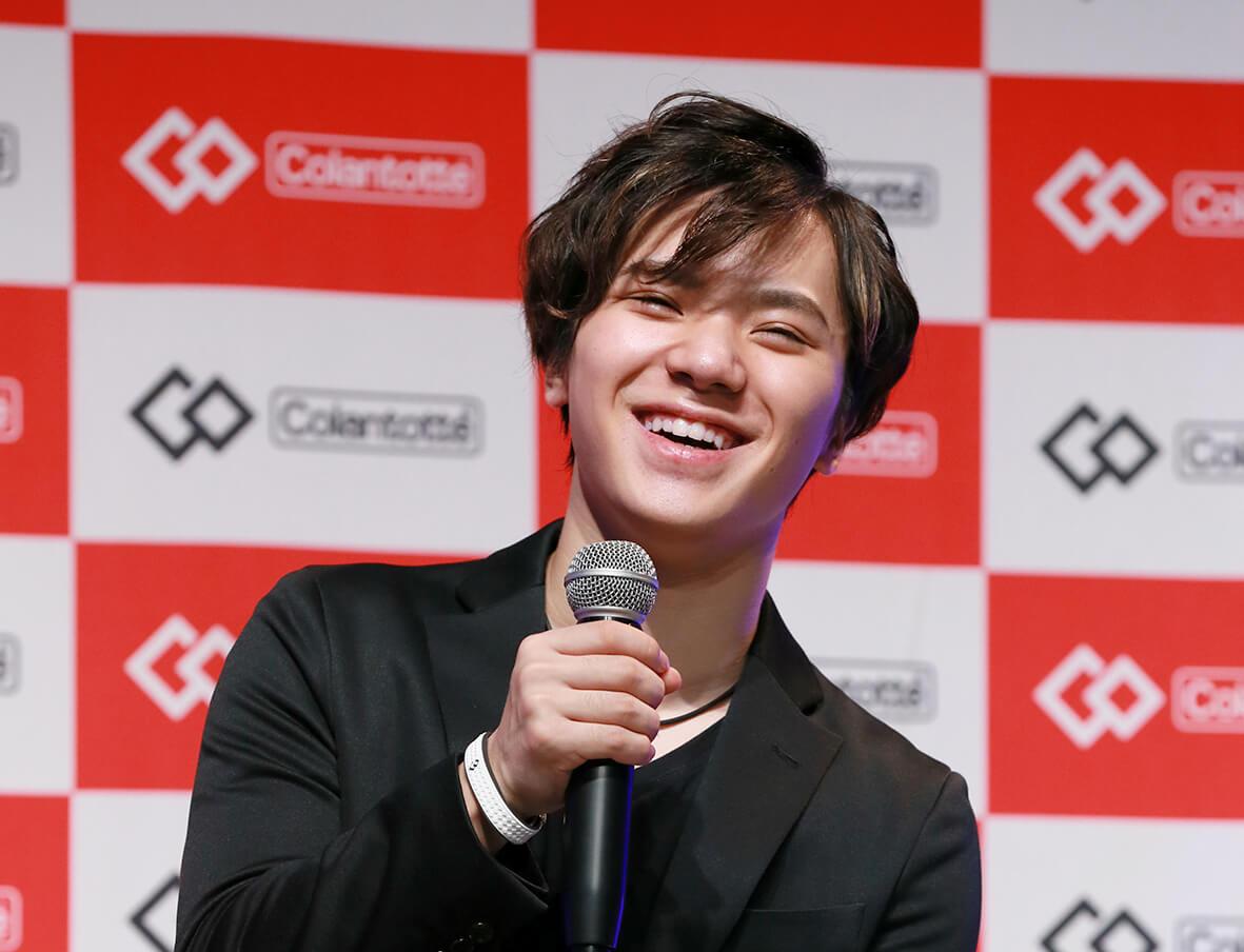 コラントッテ TAO ネックレス スリム ARAN mini【SHOMA2021】発売記念イベントの様子3