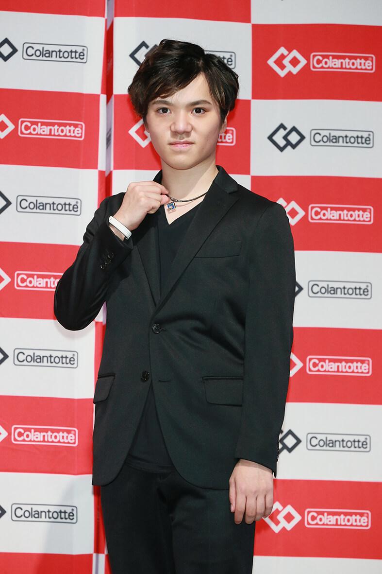 コラントッテ TAO ネックレス スリム ARAN mini【SHOMA2021】発売記念イベントの様子1