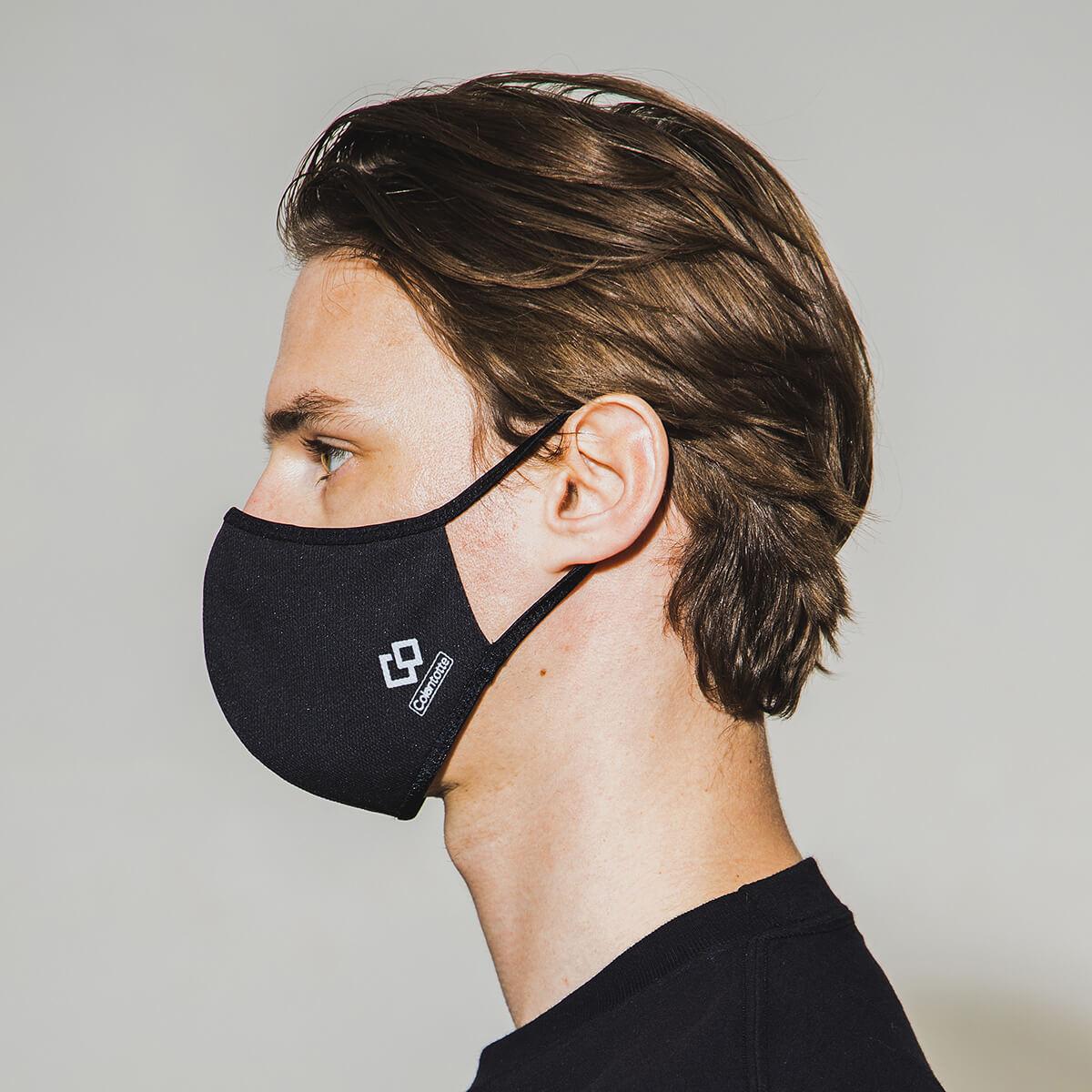 コラントッテ 高機能マスク ブラック