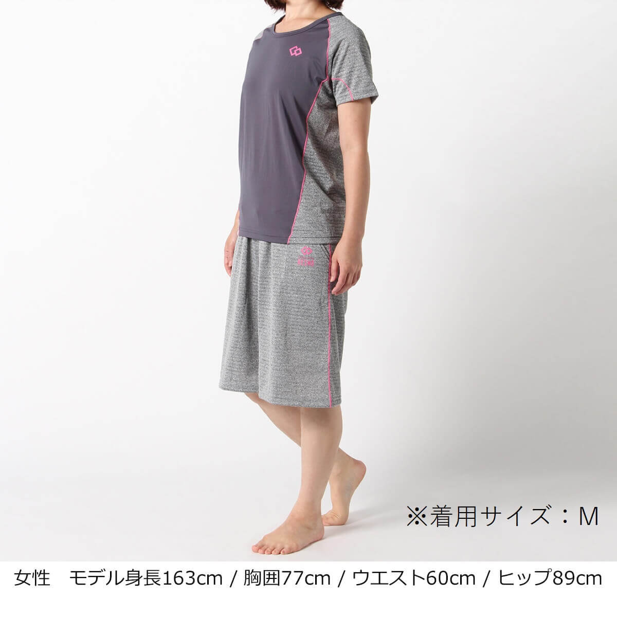※着用サイズ:M