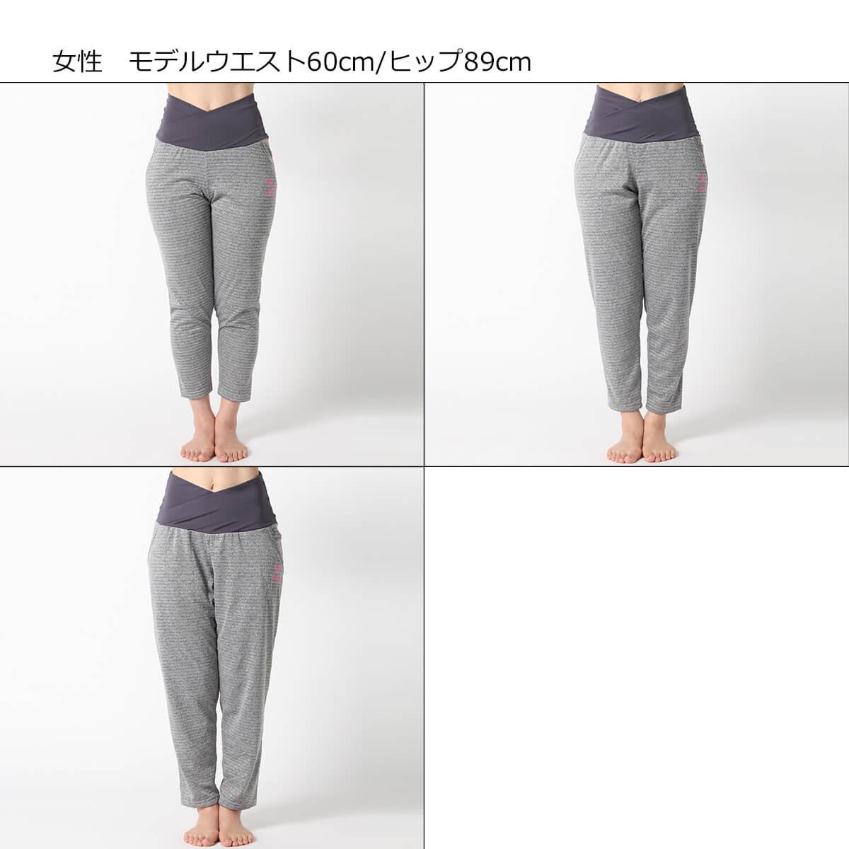 ※着用サイズ:左上/S、右上/M、左下/L